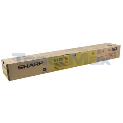 SHARP MX-2300N TONER CARTRIDGE YELLOW
